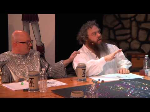 Acquisitions Incorporated - PAX Prime 2013 D&D Game