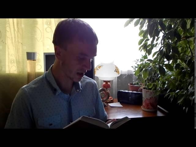 Изображение предпросмотра прочтения – ДмитрийНовоселов читает произведение «Не жалею, не зову, не плачу…» С.А.Есенина