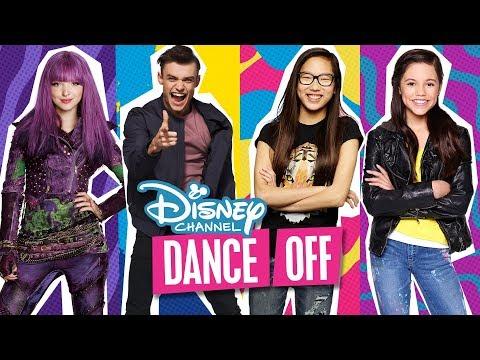 Disney Channel Dance Off💃   360 Video   Descendants 2   The Lodge   Official Disney Channel UK