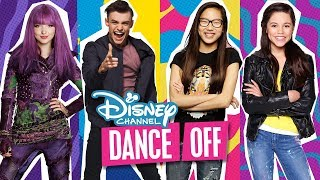 Disney Channel Dance Off💃 | 360 Video | Descendants 2 | The Lodge | Official Disney Channel UK