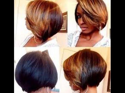 flat iron hairstyles black