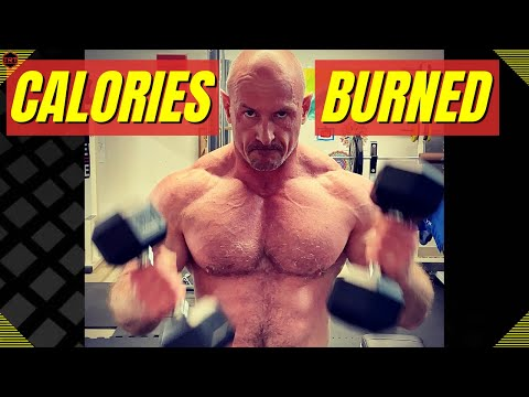How To Calculate Calories Burned During Resistance Training Workout?