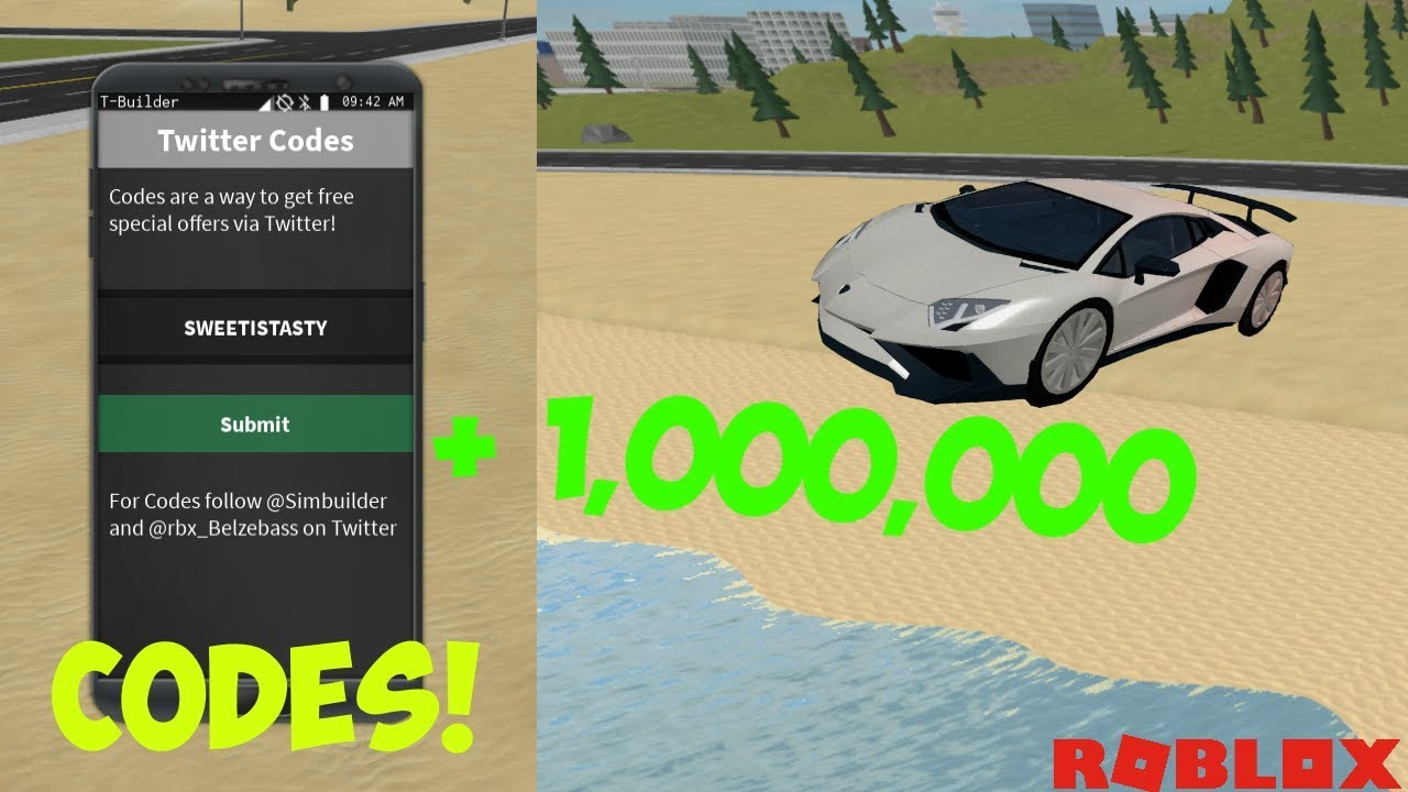 New Roblox Vehicle Simulator Codes - Robux Hack Tool Download