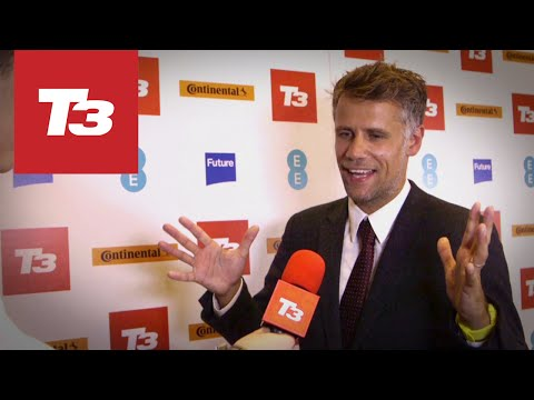 Richard Bacon on the 2015 T3 Awards