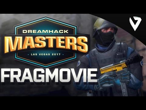 CS:GO - DreamHack Masters Las Vegas 2017 (FRAGMOVIE)
