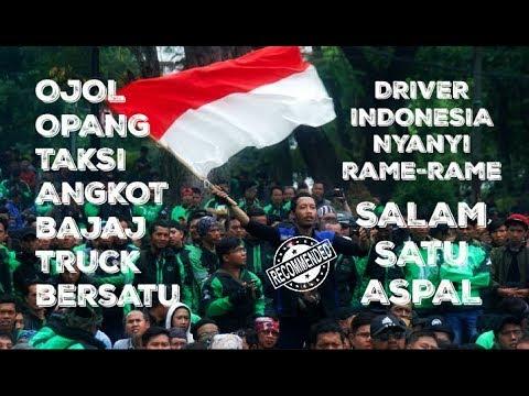SALAM SATU ASPAL (DRIVER INDONESIA) - ARMAN BUSTAN   Official Music Video
