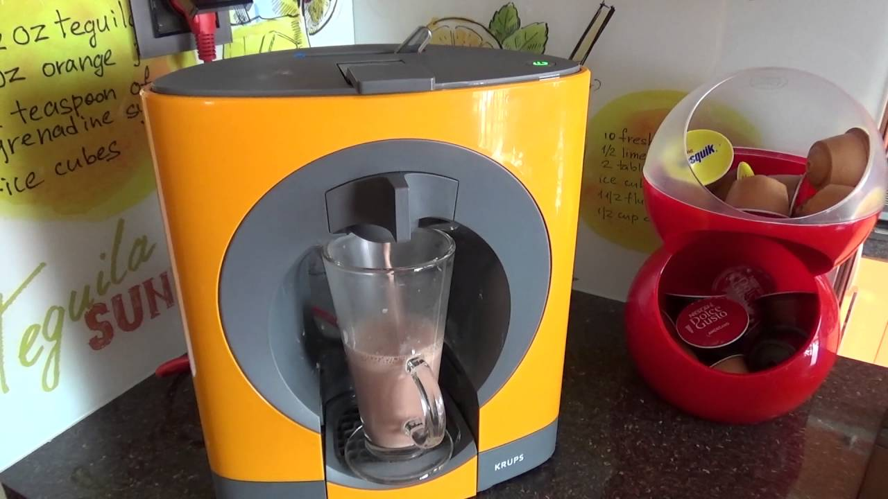 Buy nescafe dolce gusto, oblo, manual coffee machine by krups.