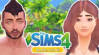 MERMAID! 🧜♀️ | The Sims 4 Island Living #1