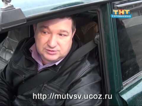ЮИДДовцы и сотрудники роты №3 ГИБДД провели в Суровикино акцию