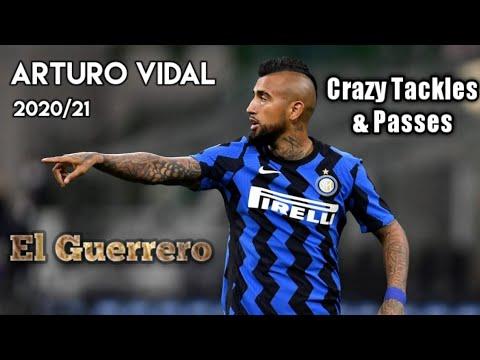 Download Arturo Vidal ● 2020/21 ● El Guerrero 🔥🔥 ● Inter Debut 💙🖤 ● Crazy Tackles & Passes