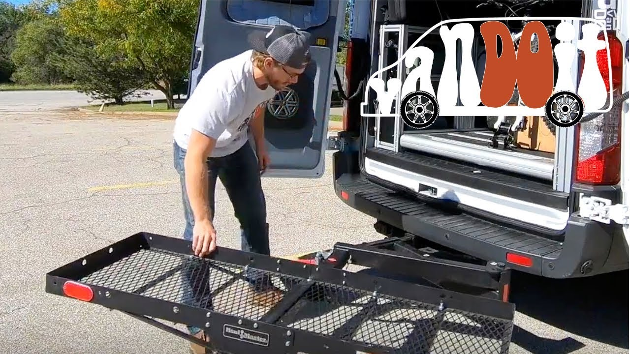 Diagram The K U00fcat Pivot Allows Any 2 U0026quot Hitch Rack To Swing Away