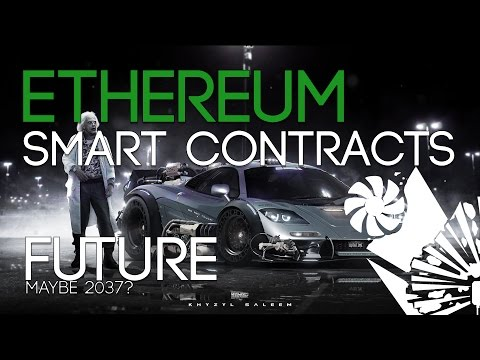 What can we do with Ethereum Smart Contracts?