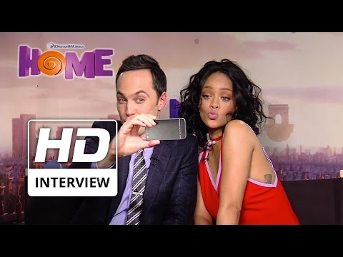 Dreamworks HOME | 'Conversations: 'Selfie'  | Official HD Clip 2015