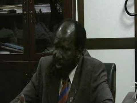 Interview with South Sudan President -Part 3