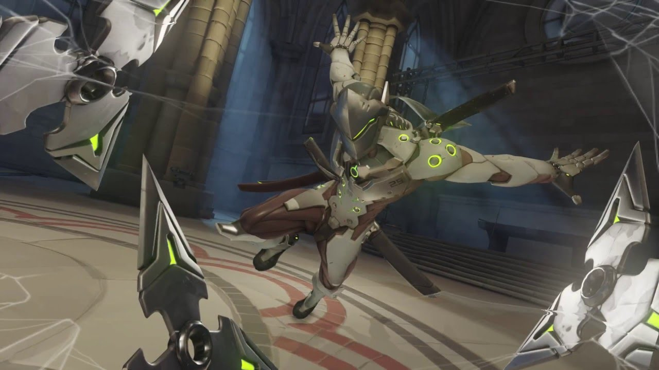 Image Result For Build Genji Heroes Of The Star