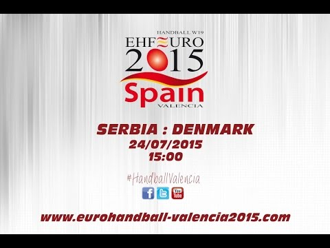PR - Group A | Serbia : Denmark