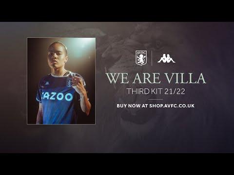 The New Aston Villa 2021/22 Third Kit ON SALE NOW