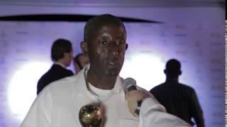 Carl Thomas, Accountable Manager, Anguilla Air Services