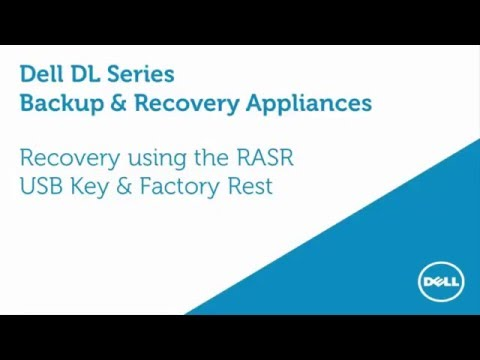 How to use RASR with an USB Key - YouTube