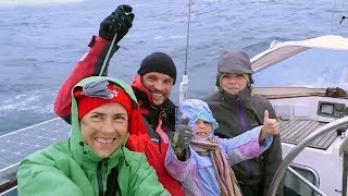 Семья из Новосибирска шестой год бороздит моря и океаны