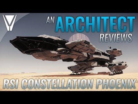 An Architect Reviews The RSI Phoenix - Star Citizen