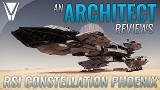 An Architect Reviews the RSI Phoenix - Star Citizen