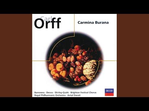"Orff: Carmina Burana / 2. In Taberna - ""Olim lacus colueram"""