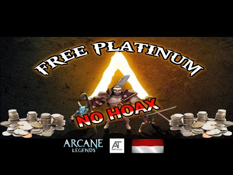 Free Platinum | Arcane Legends ~ Indonesia