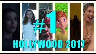 Hollywood movies 2017 - Alien Covenant, Atomica, Beauty and The Beast, Before I Fall, Black Butter..