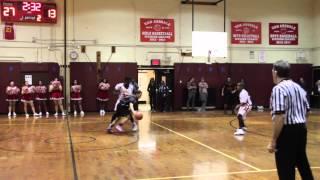 Bushwick Campus vs Van Arsdale High School Basketball 12-8-2014