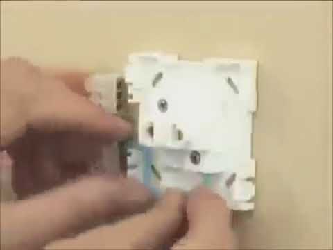 How to estimate a power outlet without breaking the wall !!!