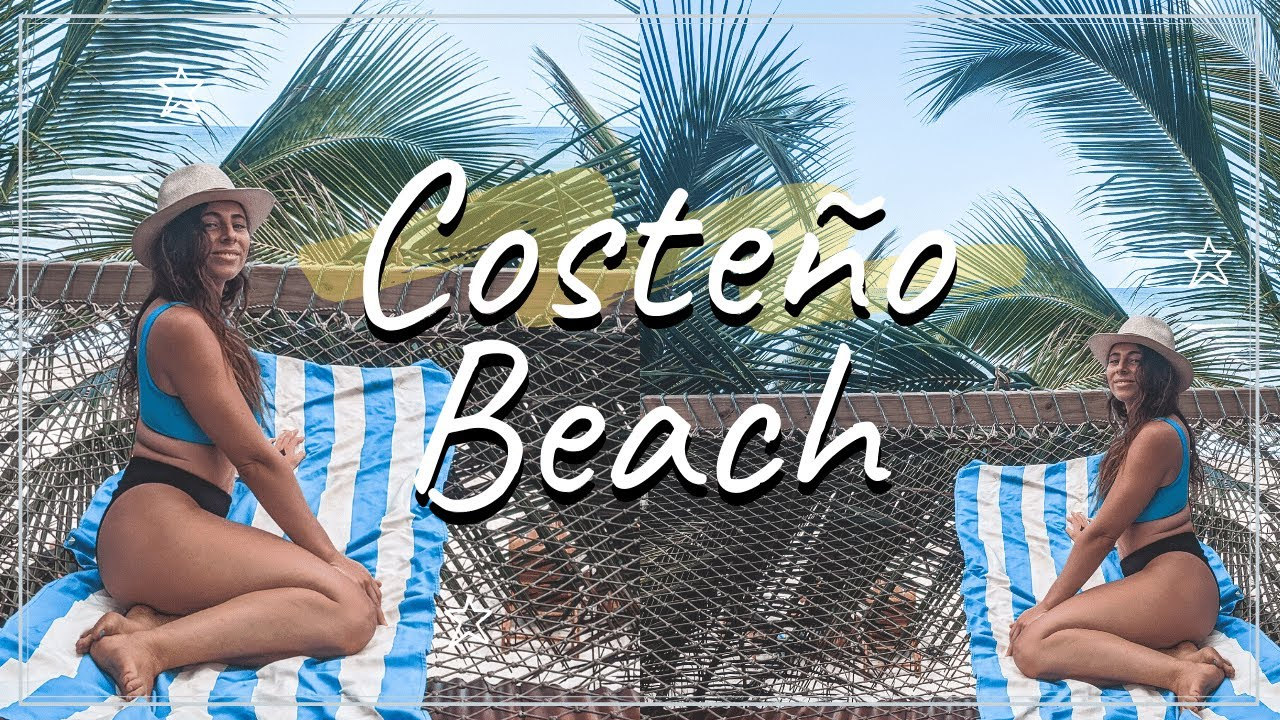 24 hours in Costeño Beach, Colombia