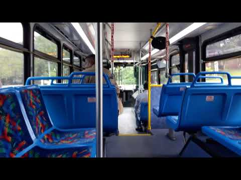 "Prince George's County ""TheBus"": Onboard Gillig Advantage #62634 on the 13"
