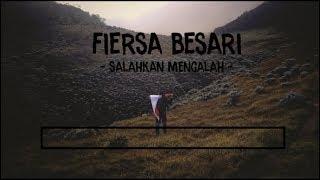 Fiersa Besari - Salahkah Mengalah ( Video Lyric ) By Andriawan