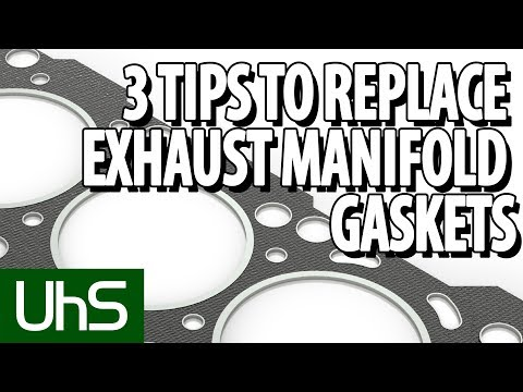 Three Tips To Replace Exhaust Manifold Gaskets | Tech Minute