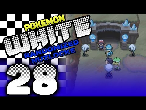 Pokemon White Randomized Nuzlocke   The Shadow Triad!   #28