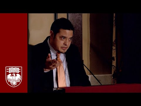 Harper Lecture with Matthew M. Briones: Illusion...