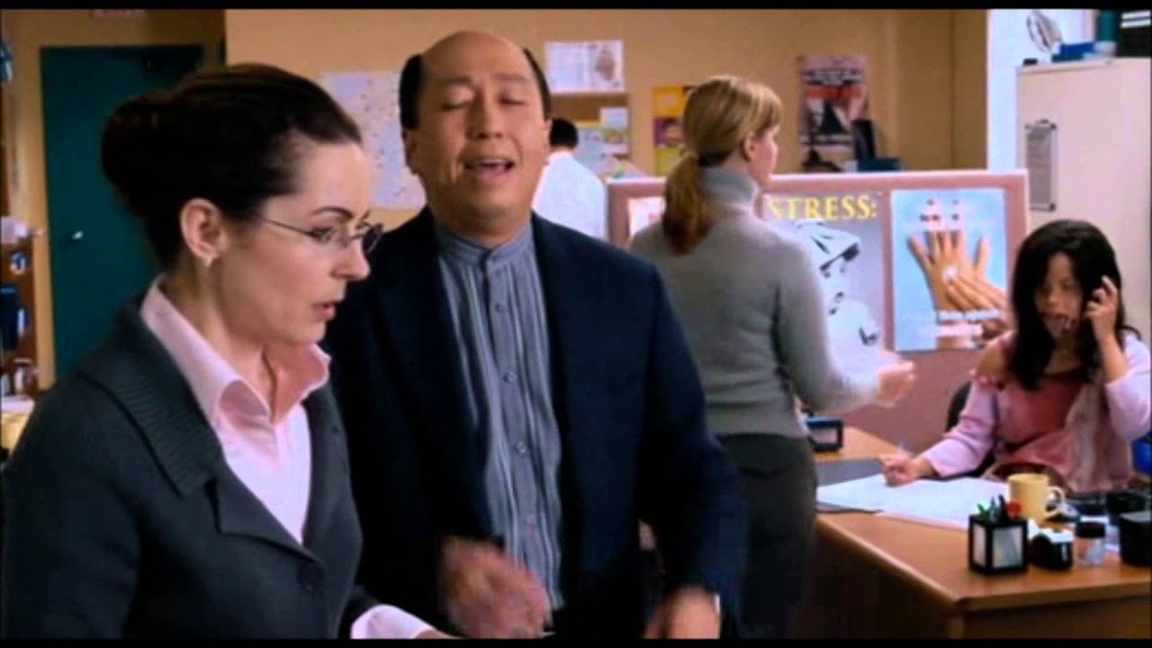 Scary Movie 4 Home Health Service scene - YouTube