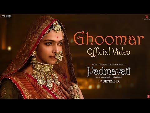 ghoomar song padmavati audio song download