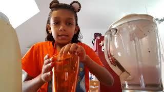 Evelyn Ketly faiz receita de milkshak