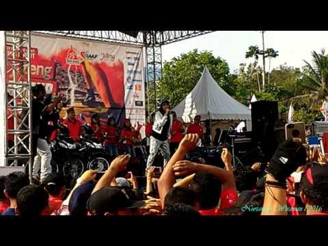 Heboh Woyo - Woyo Soimah Menggoyang Borobudur [PART 1]