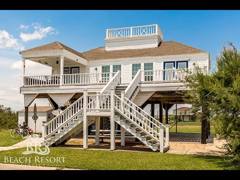 Twin Palms | Beach House Rental in Surfside Beach, TX ...