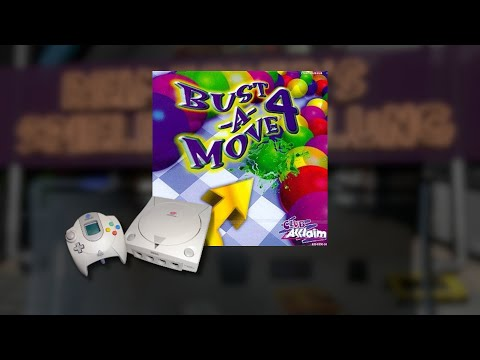Gameplay : Bust A Move 4 [Dreamcast]