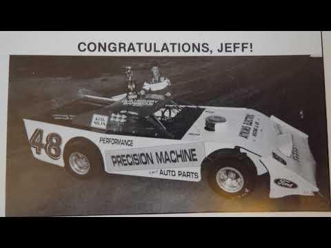 Jeff Tyndall Fayetteville Speedway