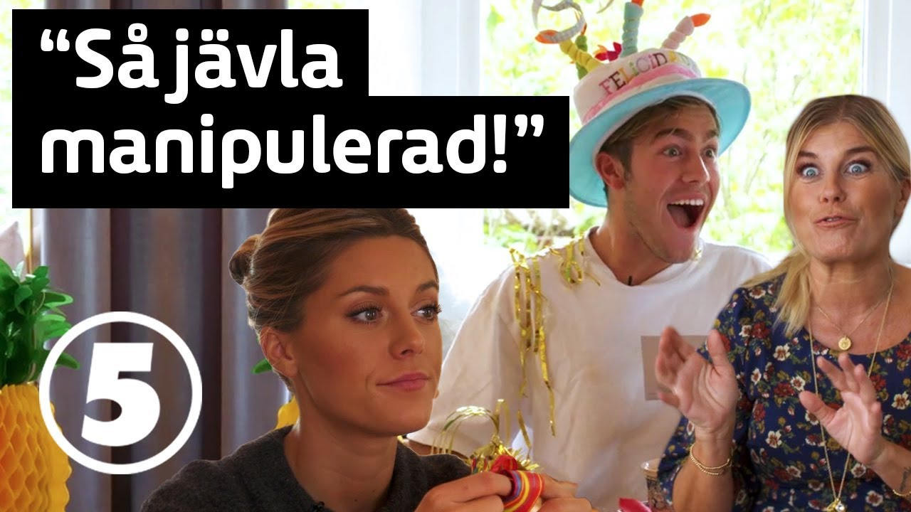 Wahlgrens värld SNEAK PEEK | Benjamins födelsedag är den viktigaste dagen på året | Torsdag 21.00