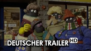 SHAUN DAS SCHAF - DER FILM Trailer #2 Deutsch German (2015) HD