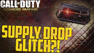 cod aw supply drop glitch supply drop opening cod aw supply drops