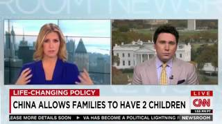 Marion Smith on CNN Newsroom with Poppy Harlow 10.31.15