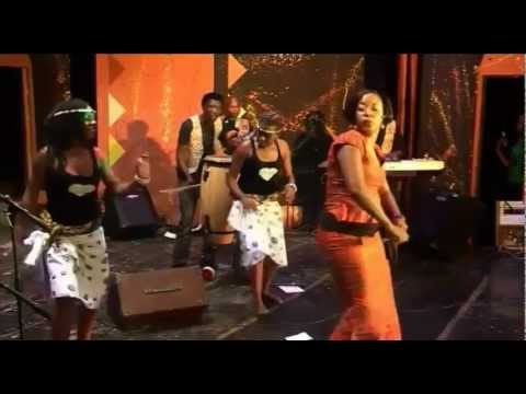 ANGELA NYIRENDA LIVE AT LUSAKA PLAYHOUSE-  UBWINGA