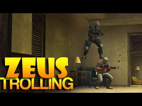 CS:GO - Zeus TROLLING! #6